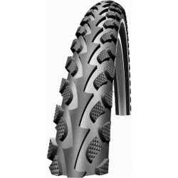 "Land Cruiser 26 x 1.75 "" Tyre with Puncture Protection Belt from Schwalbe"
