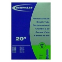 "Inner tube 20 x 1 1/8 to 1.50"" from Schwalbe - Schraeder valve"