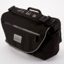 Brompton T bag, complete with frame, strap and cover - remodelled for 2010