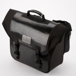 Brompton S bag, complete with frame, strap and cover - remodelled for 2010