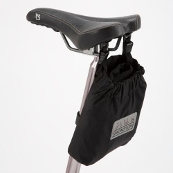 Brompton cover and saddle bag