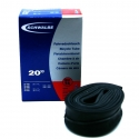 Inner tube 20 x 1 1/8 and 1 3/8 from Schwalbe - SV7A, presta valve
