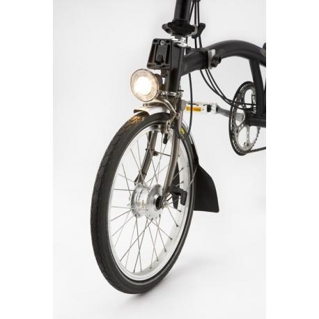 Brompton Shimano hub dynamo - wheel only