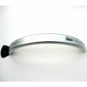 Brompton rear mudguard for bikes with NO rack (no dynamo cut-out)
