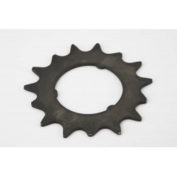 "Brompton 15 tooth rear sprocket 2mm for SRAM 6-speed 3/32"" chain ISO"