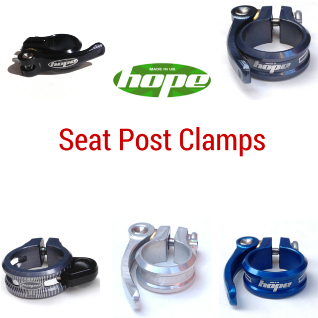 Picture of Hope seat post clamp