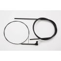 Brompton upgrade kit derailleur cable - M type, SWB