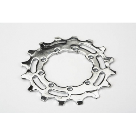 "Brompton 16T rear sprocket 2mm, BWR 6 speed, 3/32"" chain, Shimano"