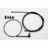 Brompton derailleur gear cable set - M type long wheel base