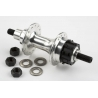 Brompton rear free hub, 28 hole - with fittings