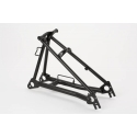 Brompton rear frame assembly GLOSS - Racing Green