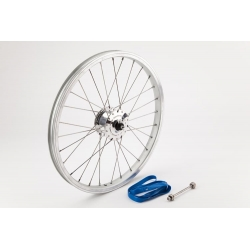 Brompton Schmidt Son hub dynamo front wheel