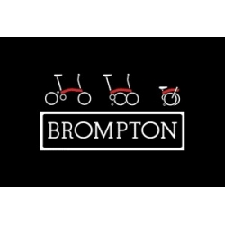 Brompton Derailleur set, converts 1 speed to 2 speed, excludes cables
