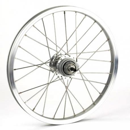 Brompton wheel upgrade kit, SRAM 3-speed to Brompton Sturmey Archer 3-speed