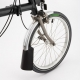 Brompton front mudguard set with steel stays