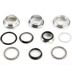 """Brompton headbearing set 1 1/8"""", aluminium"""