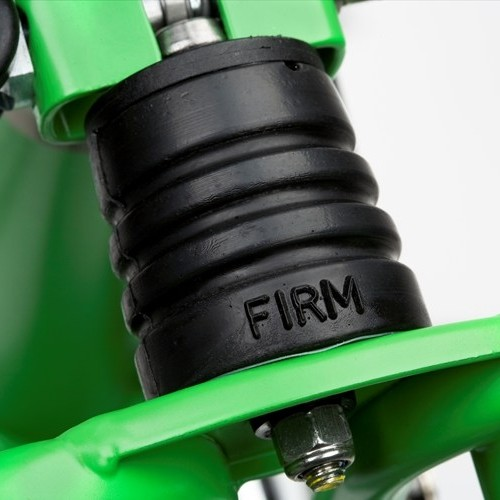 Brompton 2019 suspension block assembly including bolt and disc