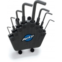 Allen key / hex wrench set and holder by Park Tool