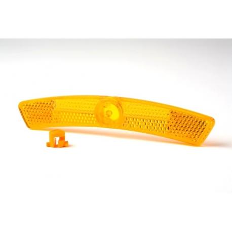 Brompton spoke reflector - yellow