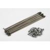 Brompton standard stainless steel front spoke set 155mm