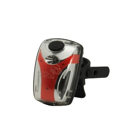 Vis 180 Micro rechargeable rear light by Light and Motion