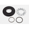 Brompton sprocket / disc set 14T for any 3 spline Sturmey Archer