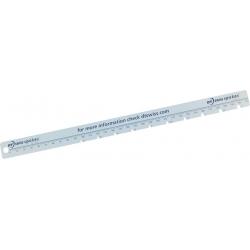 Proline spoke ruler from DT Swiss