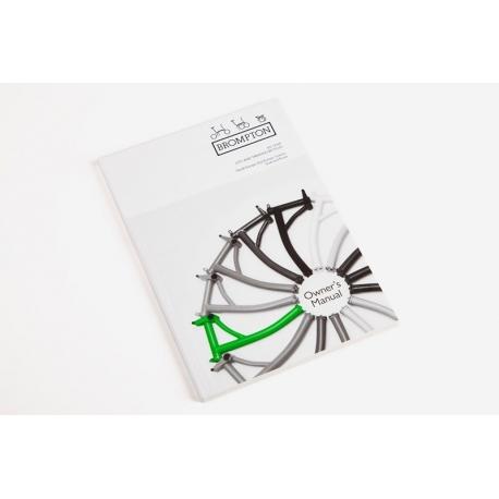 Brompton Owners Manual - for Brompton folding bicycle