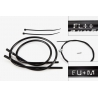 Brompton front brake cable for M type handlebar - 10 degree lever