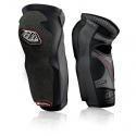Shock Doctor 5450 Knee/Shin Guards, Black, Medium by Troy Lee Designs