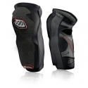 Shock Doctor 5450 Knee/Shin Guards, Black, Large by Troy Lee Designs