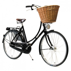 Pashley Princess Sovereign ladies bicycle - Black - 17.5 inch frame