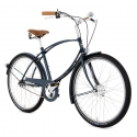 Pashley Parabike bicycle - Dusk Blue - 19 inch frame