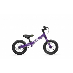 Frog Tadpole balance bike - Purple