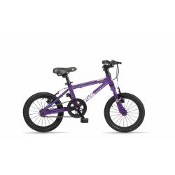 Frog 43 purple childs bike