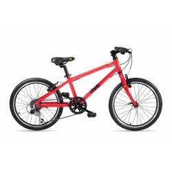 Frog 55 Red childs bike