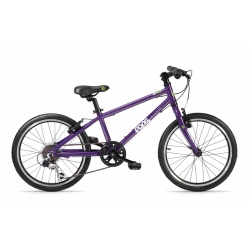 Frog 55 Purple childs bike