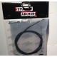 Sturmey Archer Front Hub Brake Cable 950mm Slick Stainless Cable