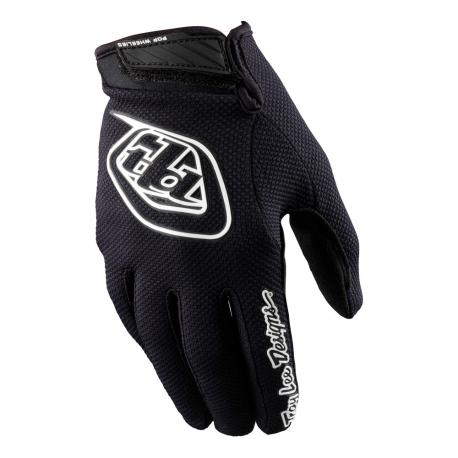 Troy Lee Air Racing Glove - Black - Medium