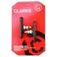 Clarks MTB/Hybrid V-brake pads threaded type - 70mm