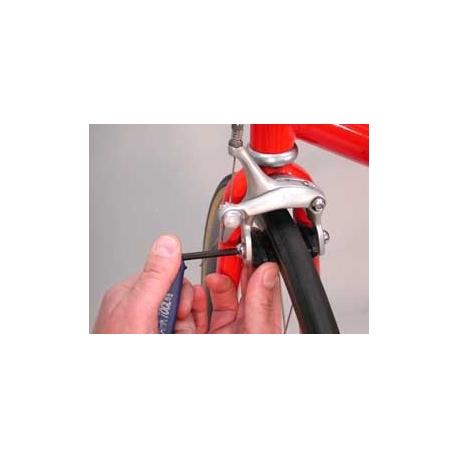Brake adjustment