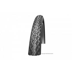 Schwalbe 26 x 1 1/2 x 1 5/8 (650 1/2B) HS159 Tyre - Amber Wall 44-584