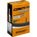 Tour 28 slim inner tube 700 x 28-37C by Continental - Schrader valve