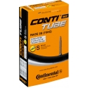 Race 28 tube 700 x 20-25C / 27 x 3/4 -1 by Continental - presta valve