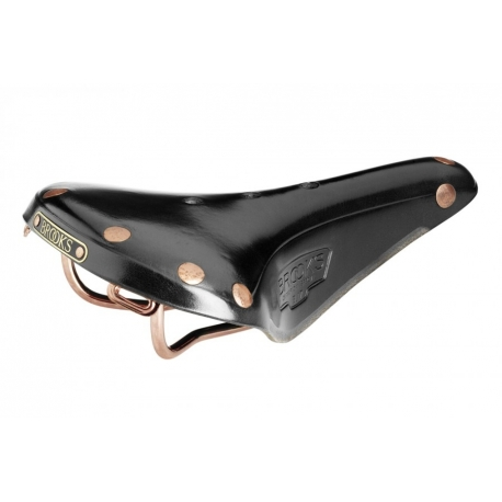Brooks B17 Special Men's Saddle - Black