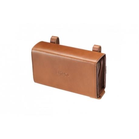 Brooks D shaped Tool Bag - Honey