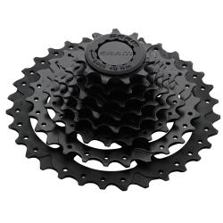 SRAM 8 speed cassette - black - PG820 - 11-32T