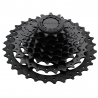 SRAM 8 speed cassette - black - PG820 - 11-32T