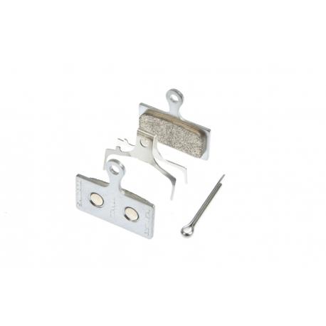 Shimano BR-M985 metal pads G03Ti with spring