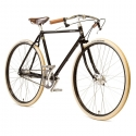 Pashley Guv'nor bicycle - Buckingham Black - 3 speed - 22.5 inch frame
